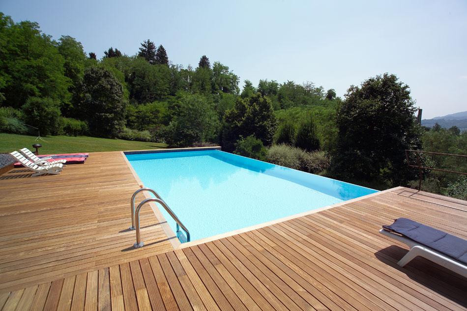 Piscine rimini di progetto verde co progetta installa - Piscina castiglione ...